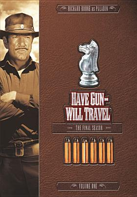 HAVE GUN WILL TRAVEL:SEASON 6 VOL 1 BY HAVE GUN WILL TRAVEL (DVD)